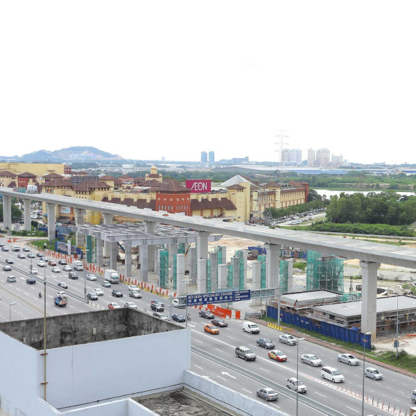 LRT Ampang Line Extension Package A