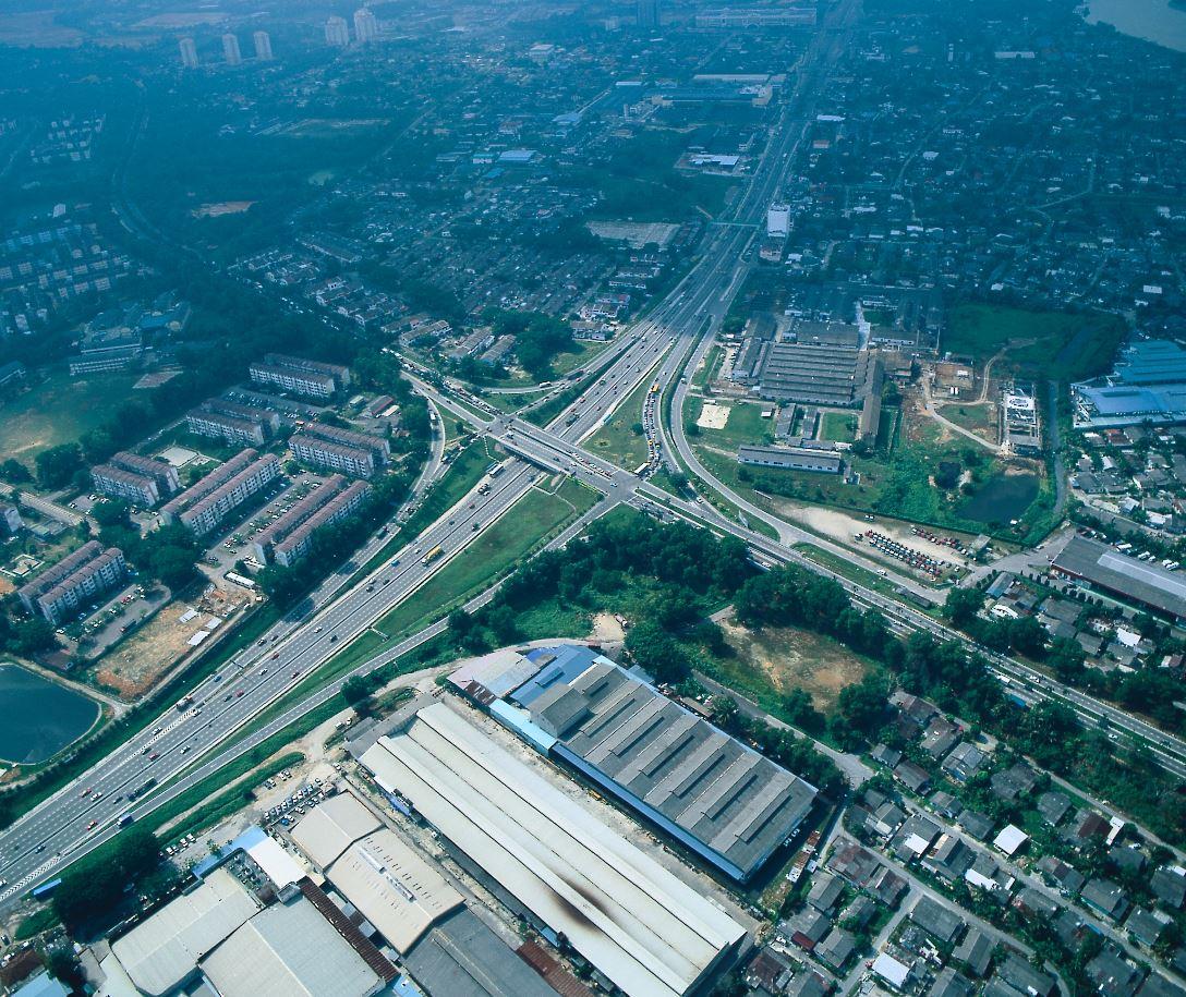 Pasir Gudang Highway Perling Interchange