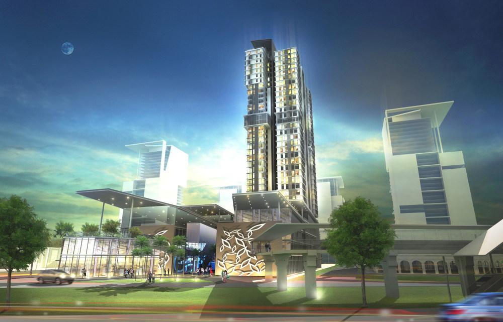 Mixed Development Phase 4D6, Bandar Kinrara