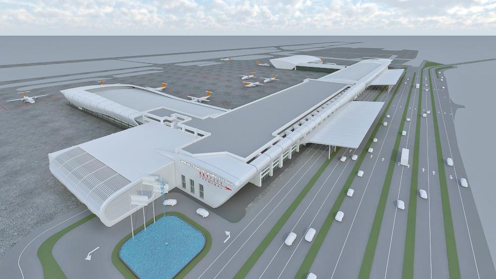 Skypark Terminal Extension, Subang