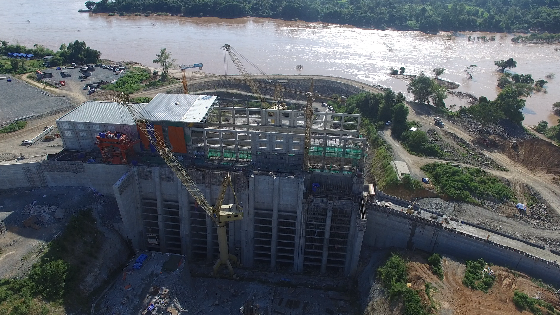 Don Sahong Hydropower Project