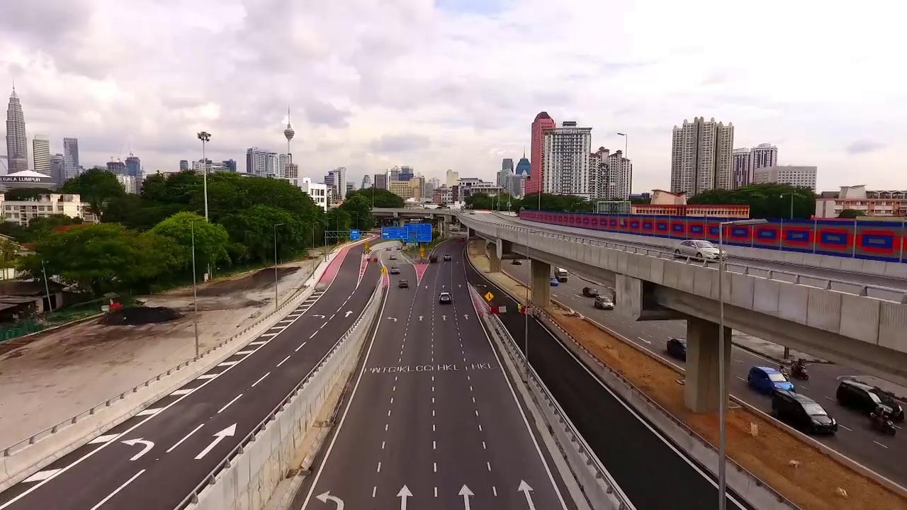 Duta-Ulu Kelang Expressway (DUKE) Phase 2 – Tun Razak Link